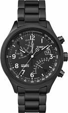 Timex Stainless Steel Case Analog Wristwatches