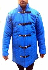 Thick padded Gambeson coat Aketon Medieval Jacket vest Armor gifts