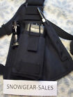 Hands Free Radio Chest Harness for Pro & UHF radios, Pouch Style, RCH 100 USA
