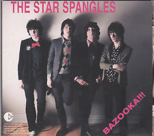 The Star Spangles - Bazooka - CD (Advance Copy different Cover to released)