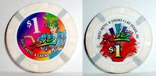 $1 Chip Rio Casino Las Vegas Nevada 1989-now Plus info+Casino History