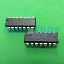 4pcs SN74HC164N 74HC164 SERIAL SHIFT REGISTERS DIP-14 Brand New