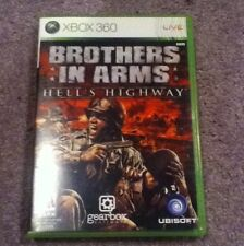 Brothers in Arms: Hell's Highway  (Xbox 360, 2008)