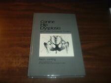 Canine Hip Dysplasia by Fred Lanting Hardcover 1981