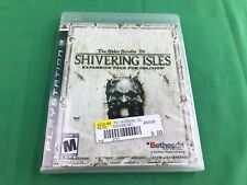 The Elder Scrolls IV: Shivering Isles (Sony PlayStation 3, 2007) PS3 NEW