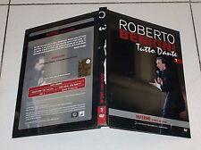 Dvd Roberto Benigni TUTTO DANTE 7 INFERNO Canto Settimo La Divina Commedia 2008