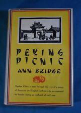 Peking Picnic by Ann Bridge Grosset & Dunlap 1934