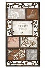 Innova Multi-Aperture Milano V Bronze Picture/Photo frame, Holds 7 Photos Home