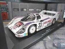 Porsche 956K 956 K Gr.C 1000 km Spa 1983 Brun Stuck Grohs Liqui Minichamps 1:18