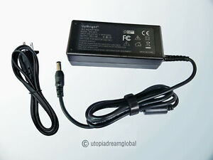 """AC Adapter For HP 21.5"""" 23"""" 27"""" LED LCD Monitor 735297-001 Power Supply Charger"""