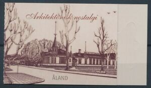 [348186] Aland 2012 good complete booklet very fine MNH