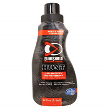 Elimishield HUNT Laundry Detergent for Hunters Scent Eliminating Laundry for -