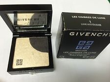 GIVENCHY Les Ombres de Lune #1 Lune Mysterieuse Eye Shadow Compact LIMITED