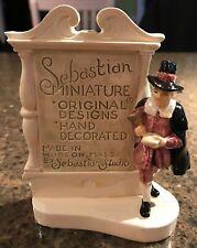 Sebastian Miniatures Plaque #6998