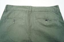 SELECTED Homme Herren Men Jeans Chino Hose ca 34/34 W34 W36 L34 grün armee #k