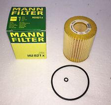 ÖLFILTER MANN-FILTER HU821X MERCEDES W211 W221 280 320 CDI W164 u. a. OILFILTER