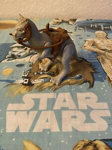 Vintage Star Wars 1980 TaunTaun Kenner Original complete ESB with saddle/strap
