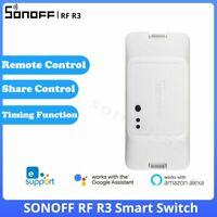 Sonoff RFR3 WIFI Smart Switch DIY Module RF433MHz Remote Voice Control Timing