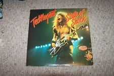 TED NUGENT – State Of Shock Vinyl LP Record Album  1979