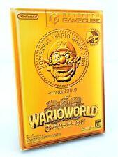 Wario World - Jeu Nintendo Gamecube JAP Japan complet