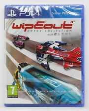 WIPEOUT OMEGA COLLECTION - PLAYSTATION 4 PS4 PLAY STATION 4 - PAL ESPAÑA - NUEVO