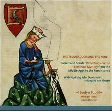 DOWLAND & VON BINGEN, Troubadour & The Nun, Excellent Import
