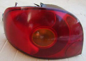 104-1999 DAEWOO MATIZ MODEL 1999 05 TAIL LIGHT LEFT SIDE USED