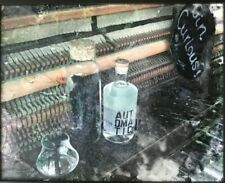 Musical Gin - photo of an encaustic