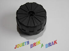 Lego Ruota Espace nero ruota Black Hard Plastica Gigante D 71mm x 47mm rif. 2573