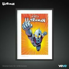 More details for veve - the rise of ultraman #1 - ed mcguinness - common  # 5493 - nft