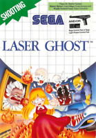 Laser Ghost - SEGA Master System (Boxed & Good Condition)