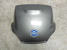 10 Piaggio MP3 400 Scooter Vespa rear back trunk storage box cover lid