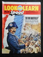 Look and Learn Magazine - 25th February 1978 - Vintage Children's Periodical