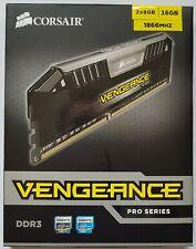 Corsair Vengeance Pro Series 16GB (2x8GB) 1866 MHz DDR3 CMY16GX3M2A1866C9