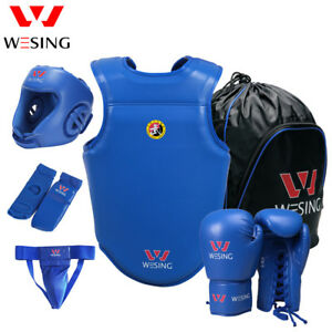 Wesing micro fiber Martial Arts protective gear men and women sports equipments