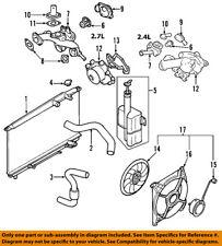 KIA OEM 05-10 Sportage-Engine Coolant Thermostat 2550037200