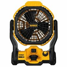 "DEWALT DCE511B 20V MAX Cordless/Corded Jobsite 11"" Fan (Bare Tool) Brand New!!!!"