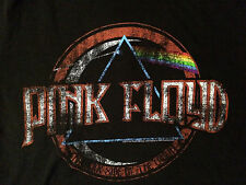 Pink Floyd The Dark Side of the Moon Aeropostale Black T Shirt Size Small Rock