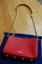 Rebecca Minkoff handbag medium small crossbody golden chain strap