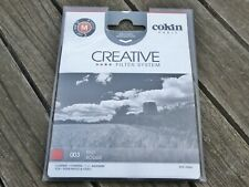 New Cokin P003 Red Filter - For Black & White Photography - Genuine Cokin Stock