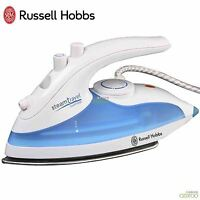 Russell Hobbs Dampf Glide Dual Weltweit Spannung Reise-Bügeleisen 760 Watt,
