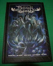Metalocalypse Dethklok Hc Comic Autographed By Brendon Small & Eric Powell Rare