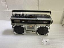More details for vintage jvc stereo radio cassette recorder model rc-545lb #4