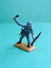 Britains Deetail WWII soldat d'infanterie allemand German infantery soldier #4