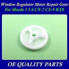 Window Regulator Motor Repair Gear for Mazda 3 5 6 CX7 CX9 RX8