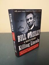 Killing Lincoln by Bill O'Reilly and Martin Dugard - 2012