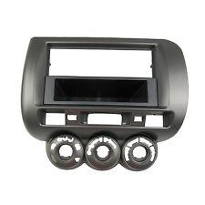 Radio Fascia for Honda Jazz One/Double Din Stereo Panel Dash Mount Trim Kit