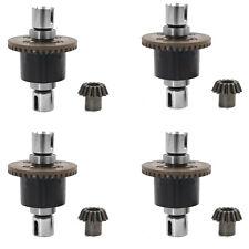 4X Metalldifferential Stirnradgetriebe für Wltoys A959-B A969-B A979 1/18 RC Car
