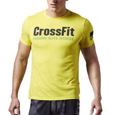 Abbigliamento da uomo Crossfit per palestra, fitness, corsa e yoga