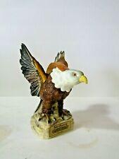 Ski Country Majestic Eagle Miniature Decanter